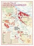 Benoit France - Carte des vins de Saumur Champigny et du Saumurois.