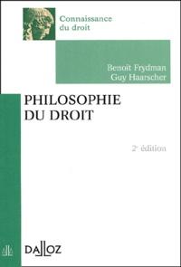 Benoît Frydman et Guy Haarscher - .