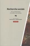 Benoît Gauthier et Isabelle Bourgeois - Recherche sociale - De la problématique à la collecte des données.