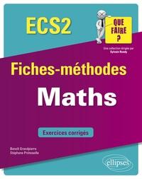 Galabria.be Mathématiques ECS 2e année Image