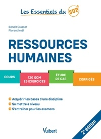 Benoît Grasser et Florent Noël - Ressources humaines.