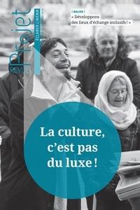 Benoît Guillou - Projet N° 372, octobre 2019 : La culture, c'est pas du luxe !.