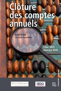 Benoît Hallak et Christèle Parmentier - Clôture des comptes annuels - I.Soc. 2021 - Exercice 2020 2021.
