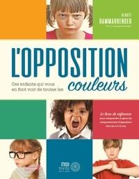 Benoît Hammarrenger - L'opposition - Ces enfants qui vous en font voir de toutes les couleurs.
