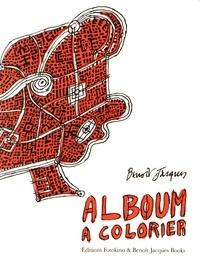 Benoît Jacques - Alboum à colorier.
