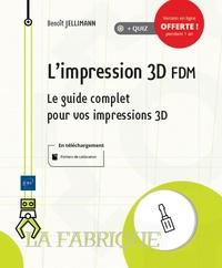 Benoît Jellimann - L'impression 3D.