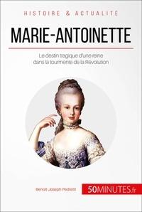 Benoît-Joseph Pedretti et  50MINUTES - Marie-Antoinette - Le destin tragique d'une reine dans la tourmente de la Révolution.