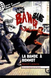 Benoît Ladarre - Mémoires imaginaires de Garnier de la bande à Bonnot.