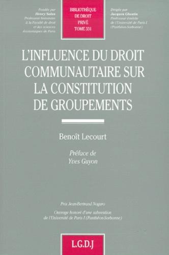 Benoît Lecourt - .