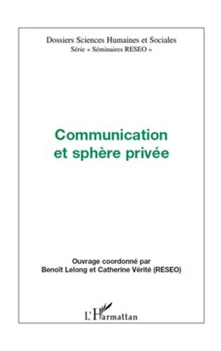 Communication et sphère privée