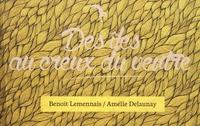 Benoît Lemennais et Amélie Delaunay - Des îles au creux du ventre.
