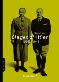 Histoiresdenlire.be Otages d'Hitler Image