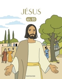 Benoît Marchon et François Mourvillier - Les Chercheurs de Dieu Tome 21 : Jésus en BD.