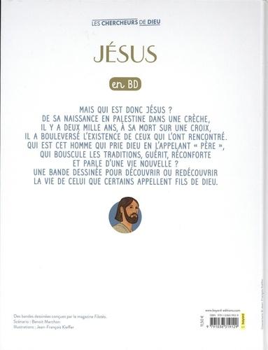 Les Chercheurs de Dieu Tome 21 Jésus en BD