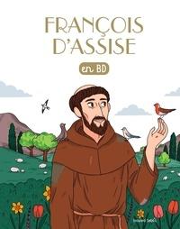 Benoît Marchon et Martin Matje - Les Chercheurs de Dieu Tome 7 : Saint François d'Assise.