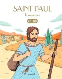 Benoît Marchon et Dominique Cordonnier - Les Chercheurs de Dieu Tome 8 : Saint Paul, le voyageur.