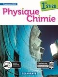 Benoît Marsat et Jean-Michel Niederberger - Physique chimie 1re STI2D.