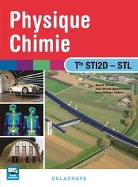 Benoît Marsat et J.MICHEL NIEDERBERGER - Physique chimie Tle STI 2d STL élève.