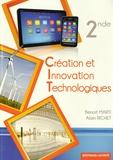 Benoit Marti et Alain Richet - Creation et Innovation Technologiques 2e.