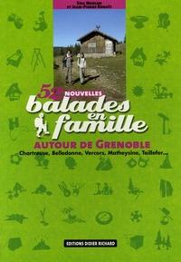 Deedr.fr 52 Nouvelles balades en famille autour de Grenoble - Chartreuse, Belledonne, Vercors, Matheysine, Taillefer... Image