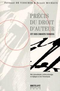 Benoît Michaux et Fernand De Visscher - .