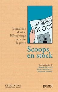 Benoît Mitaine et Judite Rodrigues - Scoops en stock - Journalisme dessiné, BD-reportage et dessin de presse.