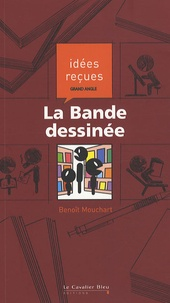 Benoît Mouchart - La Bande dessinée.