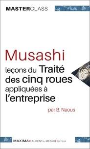 Téléchargez le livre depuis google Musashi  - Leçons du traité des cinq roues appliquées à l'entreprise