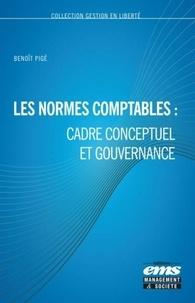 Benoît Pigé - Les normes comptables : cadre conceptuel et gouvernance.