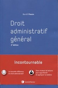 Benoît Plessix - Droit administratif général.