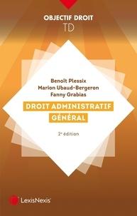 Benoît Plessix et Marion Ubaud-Bergeron - Droit administratif général.