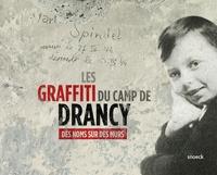 Galabria.be Les graffiti du camp de Drancy - Des noms sur des murs Image