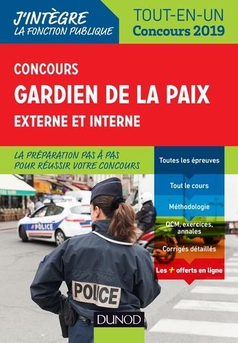 Concours Gardien de la paix - Benoît Priet, Corinne Pelletier, Hélène Bautheney, Thibault Couarc'h - Format PDF - 9782100782406 - 14,99 €