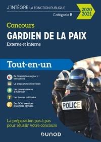 Benoît Priet et Albert Sourflais - Concours Gardien de la paix - 2020-2021 - Externe et interne - Tout-en-Un.