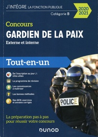 Benoît Priet et Albert Sourflais - Concours Gardien de la paix externe et interne - Catégorie B, Tout-en-un.