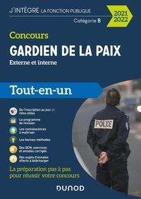 Benoît Priet et Albert Sourflais - Concours Gardien de la paix externe et interne - Tout-en-un.