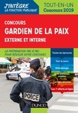 Benoît Priet et Corinne Pelletier - Concours gardien de la paix - Concours externe et interne.