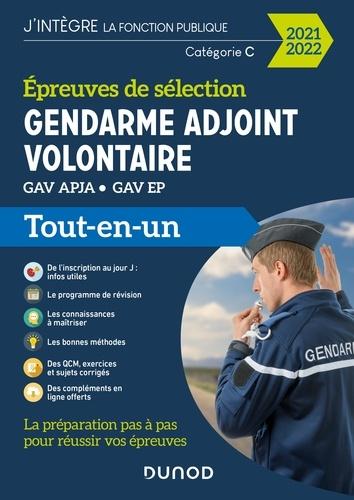 Benoît Priet et Corinne Pelletier - Epreuves de sélection Gendarme adjoint volontaire - 2021-2022.