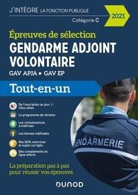 Benoît Priet et Corinne Pelletier - Epreuves de sélection gendarme adjoint volontaire GAV APJA - GAV EP - Tout-en-un.