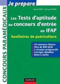 Goodtastepolice.fr Les tests d'aptitude aux concours d'entrée en IFAP Image