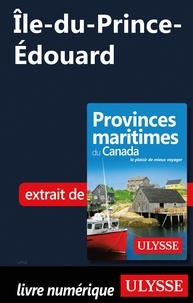 Benoît Prieur - Ile-du-Prince-Edouard.