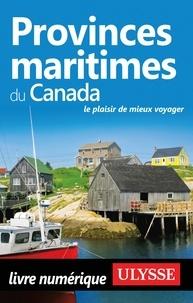Benoît Prieur - Provinces maritimes du Canada.