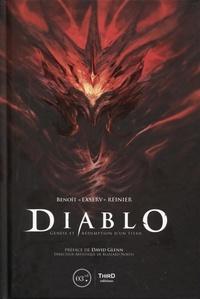 Benoît Reinier - Diablo - Genèse et rédemption d'un titan.
