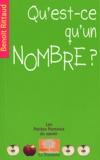 Benoît Rittaud - Qu'est-ce qu'un nombre ?.