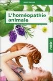 Benoît Sauvan - ABC de l'Homéopathie animale.