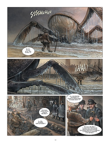 Aquarica Tome 1 Roodhaven