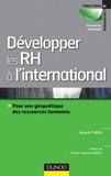 Benoît Thery - Développer les RH à l'international - Pour une géopolitique des ressources humaines.