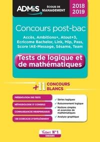 Histoiresdenlire.be Tests de logiques et mathématiques - Ecoles de management Postbac Image