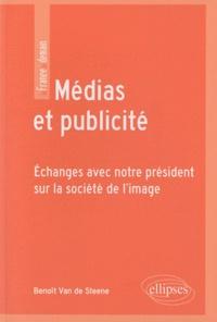 Benoît Van de Steene - Médias et publicité - Echanges avec notre président sur la société de l'image.