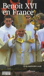 Benoît XVI en France - Paris-Lourdes, 12-15 septembre 2008.pdf